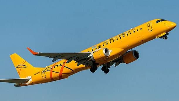 В Подмосковье разбился пассажирский самолет
