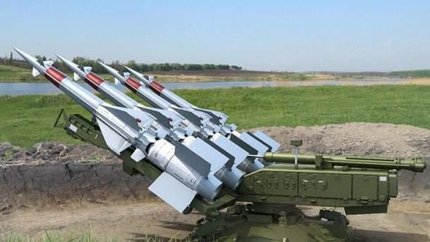 """Укроборонпром модернізував ракетно-зенітний комплекс """"Печора"""""""