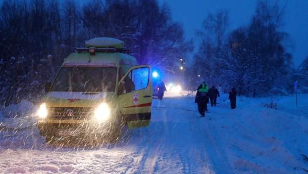Среди погибших в результате Катастрофы Ан-1468 в Подмосковье могут быть не менее трех иностранцев