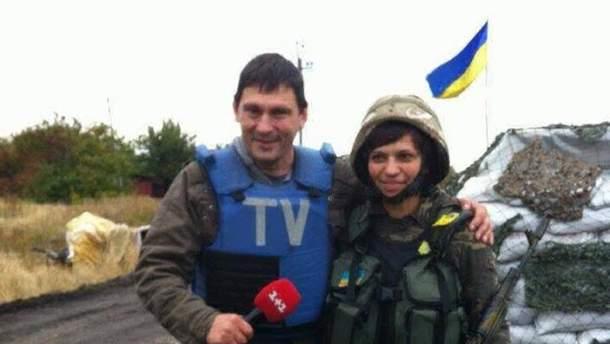 Андрій Цаплієнко та Надія Лисенко