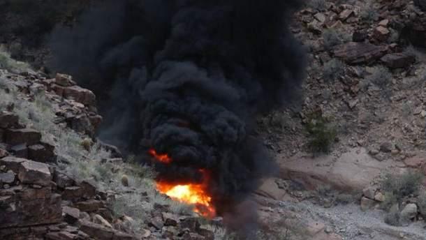 Аварія вертольта у США