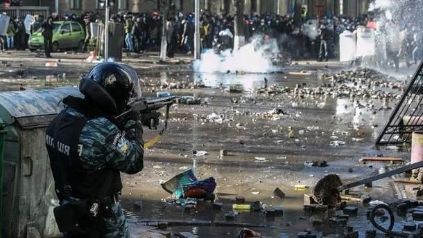 В прокуратуре назвали главных фигурантов дела о расстреле на Майдане