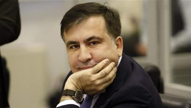 Власти решили выслать Саакашвили?