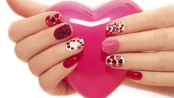 Маникюр на День святого Валентина: 20 стильных идей для идеального свидания