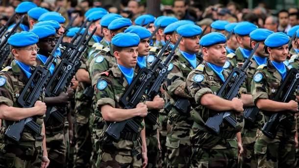 Пропонується, що миротворчу місію ООН на Донбасі має очолоти Швеція за посередництва Білорусі та Бразилії