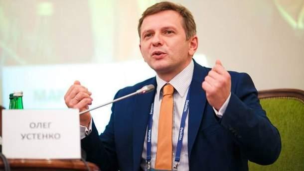 Директор Міжнародного Фонду Блейзера Олег Устенко