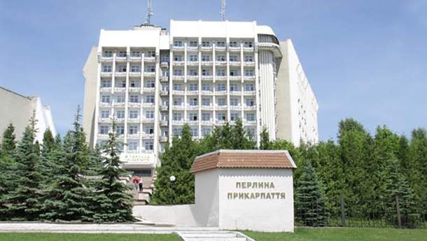 Мужчина выбросился из окна санатория, который входит в структуру МВД