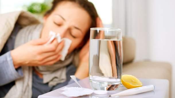 Як не варто лікувати грип