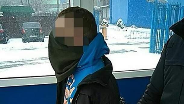 Убийство шеф-повара на остановке в Киеве