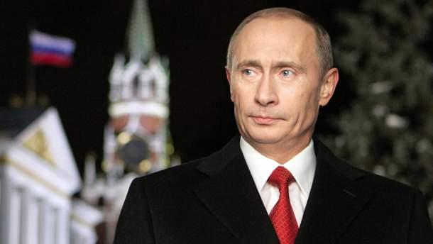 Путін, через хворобу, скасував всі публічні заходи