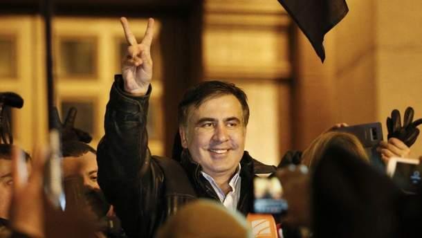 Депортация Саакашвили – это на самом деле эвакуация