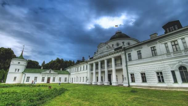 Палац у Качанівці