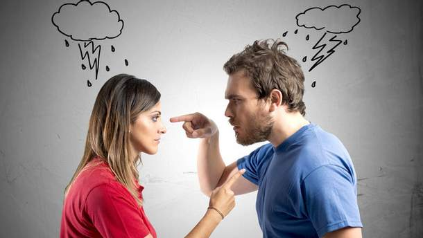 Как правильно ссориться