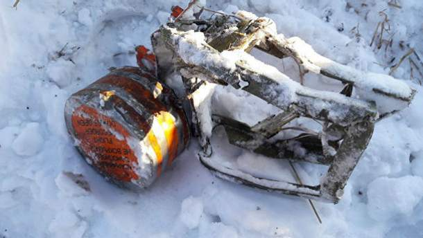 Авіакатастрофа Ан-148 в Росії