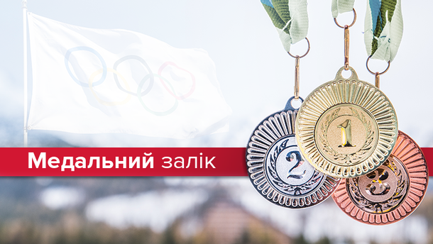 Олімпіада-2018: медальний залік