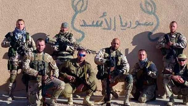 """Среди наемников ЧВК """"Вагнера"""", уничтоженных в Сирии, был боевик """"ДНР"""""""