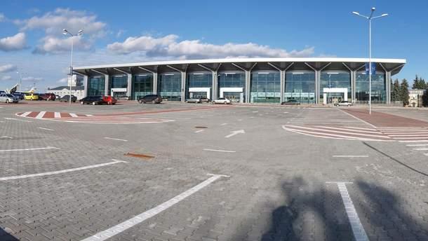 Харьковский аэропорт