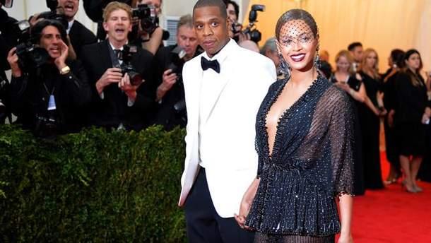 Бейонсе з Jay-Z