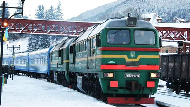 Цены на железнодорожные билеты в Украине вырастут