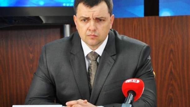 Депутат городского совета Днепра Сергей Суханов выехал в Крым