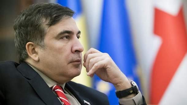 Власти Украины в вопросе депортации Саакашвили обошлась полумерами
