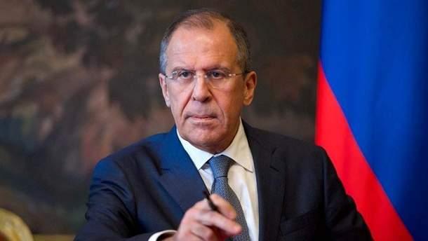 Лавров заявил, что Россия не намерена каяться и извиняться за свои действия в Украине
