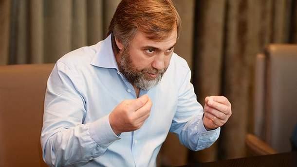 Вадим Новинский раскритиковал УПЦ КП