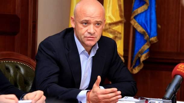 Труханов вернулся в Украину