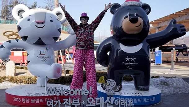 Олимпиада-2018 в Пхенчхане