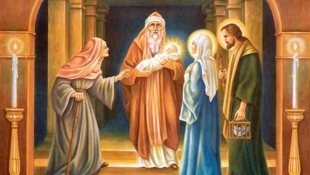 Запреты дня ипроисхождение праздника— Сегодня Сретение Господне