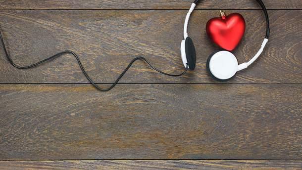 Музика на День Святого Валентина - слухати онлайн пісні 14 лютого