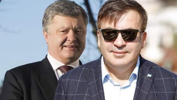 Депортация Саакашвили: в чем успех для Порошенко и потери для Украины