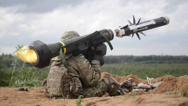 Посол США розповіла, на якій стадії передання Javelin Україні