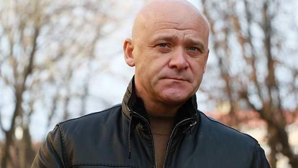 Геннадій Труханов прокоментував своє затримання