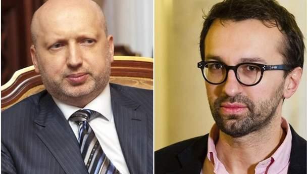 Турчинов угрожает Лещенко судом за провокационные заявления