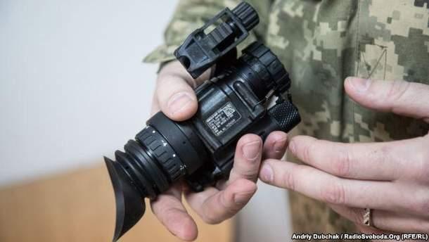 США передали ВСУ 2500 приборов ночного видения