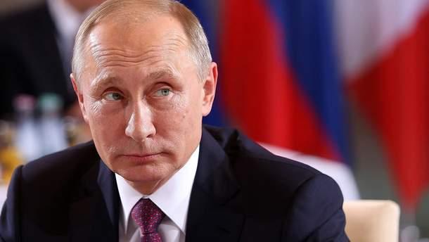 Путін дозволив найманцям