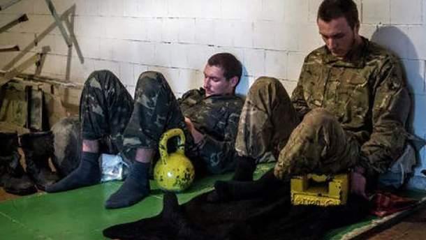Украинские заложники