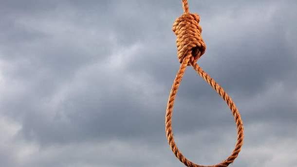 Военный совершил самоубийство в Полтаве