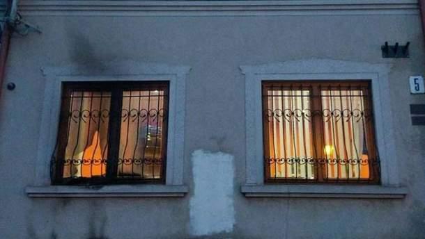 Наслідки нападу на офіс угорців Закарпаття в Ужгороді
