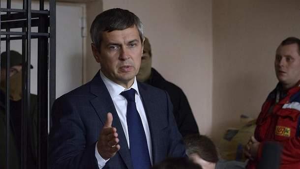Адвокат Олександр Лисак