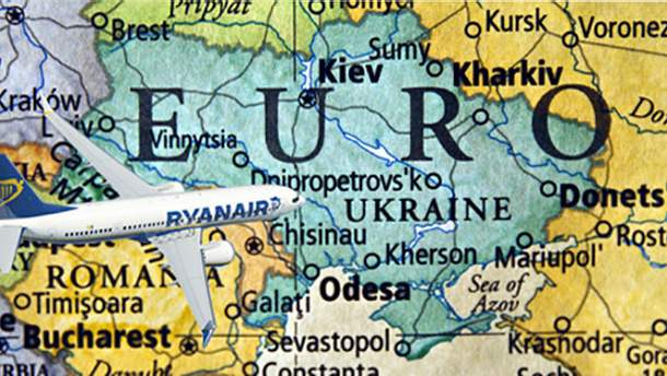 У Ryanair підтвердили, що повернуться в Україну восени 2018 року