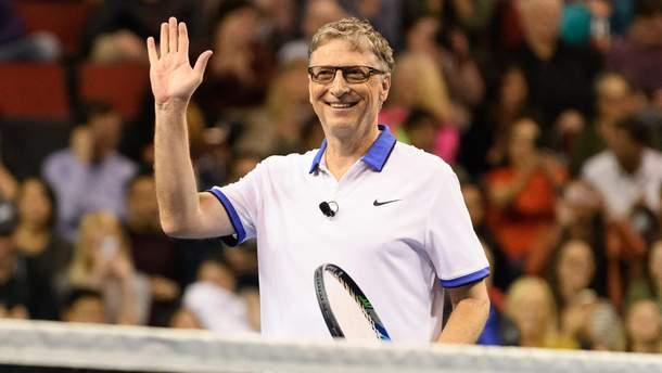 Білл Гейтс розповів як він розслабляється
