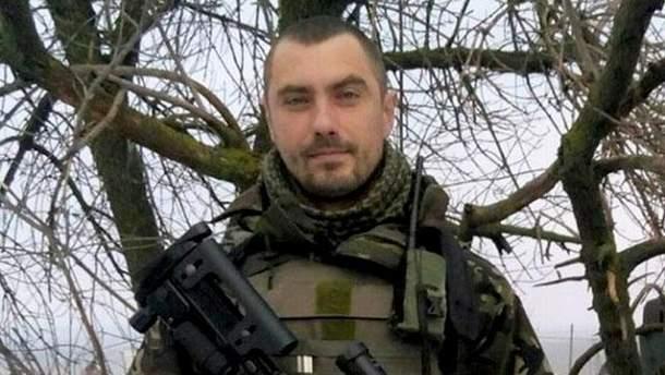 Бойовики не віддають тіло бійця АТО Дмитра Сискова