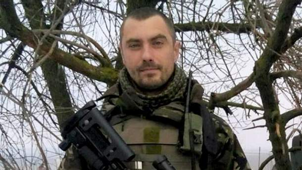 Боевики не отдают тело бойца АТО Дмитрия Сыскова