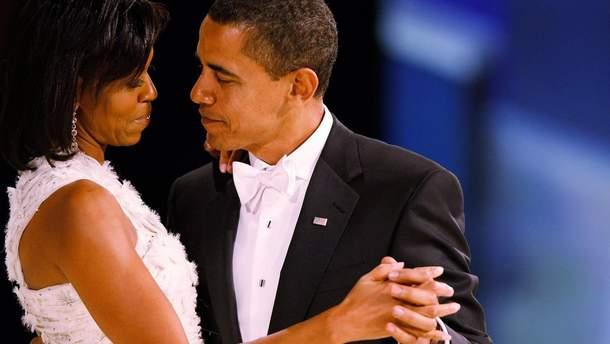 Барак і Мішель Обама