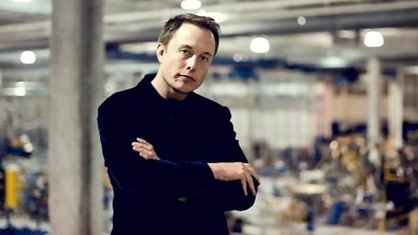 Ілон Маск назвав причину невдачі ракети-носія