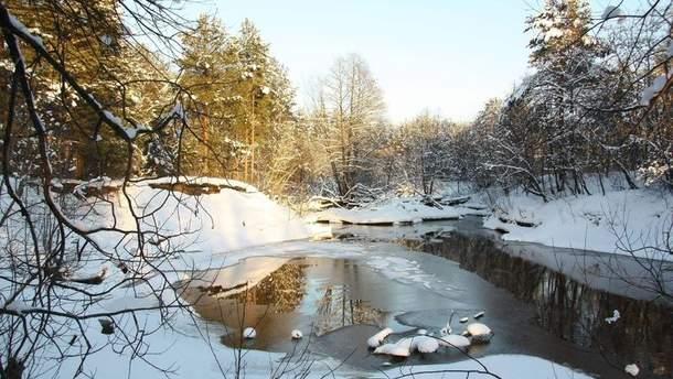 Погода  16 лютого в Україні: в деяких областях сніжитиме, на решті території буде тепло