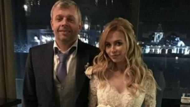 Українська співачка вийшла заміж за львівського бізнесмена:  фото
