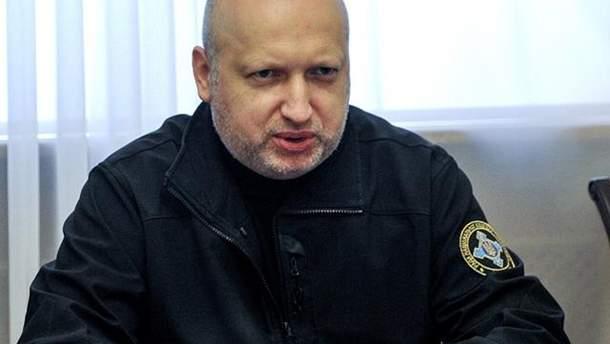 Турчинов не давав наказ збивати вертоліт із Януковичем